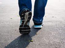 Гуляя человек Стоковое Фото