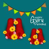 Гуру Purnima Стоковое фото RF