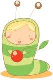 гусеница младенца Стоковое Изображение RF