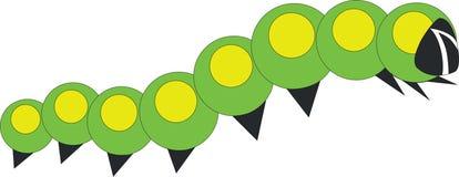 гусеница 01 Стоковые Фотографии RF