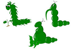 Гусеницы Стоковое фото RF