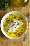 Густой суп пикш стоковая фотография rf