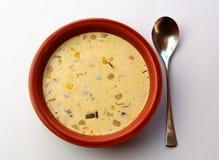 густой суп Стоковая Фотография RF
