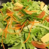 Густолиственные овощи Стоковые Фотографии RF
