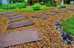 гулять сада Стоковое фото RF
