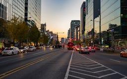 гулять улицы Стоковое Фото