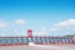 ГЭС Стоковое Изображение
