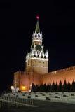 главная башня Кремля moscow стоковые изображения