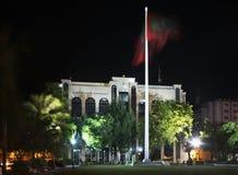 Главная площадь в мужчине Республика Мальдивов Стоковое Фото