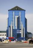 Главная площадь в Находке пурга krai primorsky Россия Стоковая Фотография RF