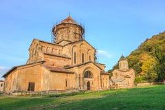 Главная церковь в монастыре Gelati стоковые фотографии rf