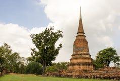 Главное Stupa Стоковые Изображения RF