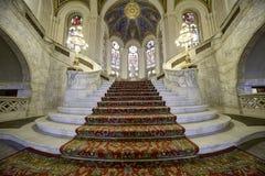 Главные лестницы Hall Стоковая Фотография RF