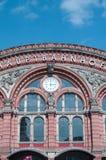 Главный вокзал Бремен Стоковая Фотография