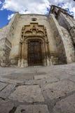 Главный вход собора стоковое фото rf