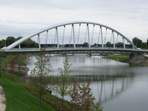 Главный мост St стоковые изображения