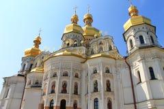 Главный собор в Киеве Стоковое Изображение RF