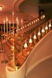 Главным образом лестница Москва Стоковые Изображения