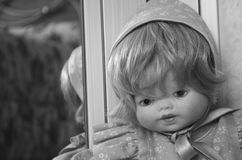 Глаза, зеркало души Стоковое фото RF