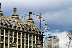 Глаз Лондона Стоковые Фото