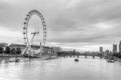 Глаз Лондона стоковая фотография