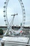 Глаз Лондона стоковые фотографии rf