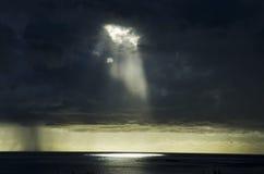 Глаз неба Стоковое фото RF