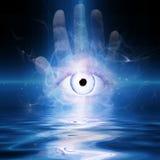 Глаз иллюстрация штока