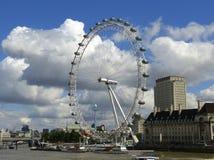 глаз london Стоковое фото RF