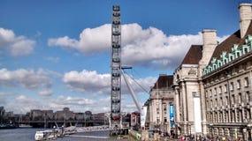 глаз london Стоковая Фотография RF