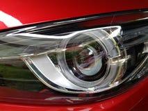 Глаз Optimus Стоковое фото RF