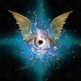 Глаз ` s бога бесплатная иллюстрация