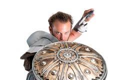гладиатор стоковое изображение