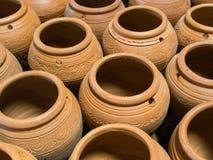 Глина ремесла гончарни керамическая Стоковые Изображения RF