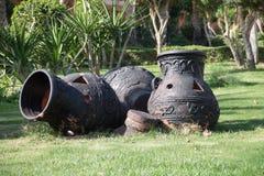 Глиняный горшок стоковое фото