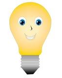 Г-н вектор света иллюстрации идеи принципиальной схемы шарика Стоковое Фото
