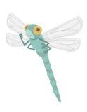 Г-н Dragonfly иллюстрация вектора