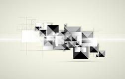 Глобальная предпосылка дела принципиальной схемы компьютерной технологии безграничности Стоковые Изображения RF