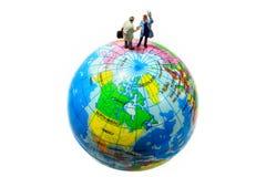 Глобальное обязательство Стоковое фото RF