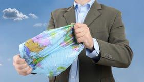 Глобальное доминирование стоковое фото rf