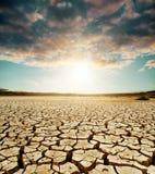 Глобальное потепление Стоковое Изображение RF