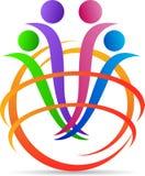 Глобальное разнообразие людей иллюстрация штока