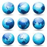 Глобусы Стоковые Фото