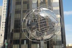 Глобус козыря Стоковое Фото