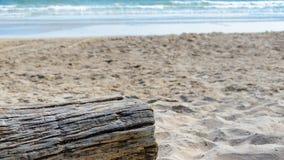 Глубина поля и море имени пользователя Стоковое фото RF