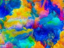 Глубина цветов Стоковые Фото