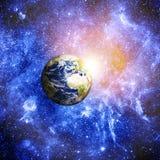 Глубокий космос Стоковые Изображения