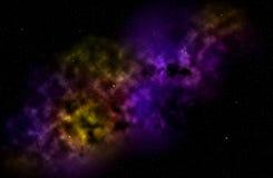 Глубокий космос Стоковые Фото