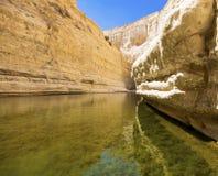 Глубокое ущелье Стоковая Фотография RF