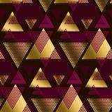 Глубоко - картина красного цвета декоративная безшовная иллюстрация штока